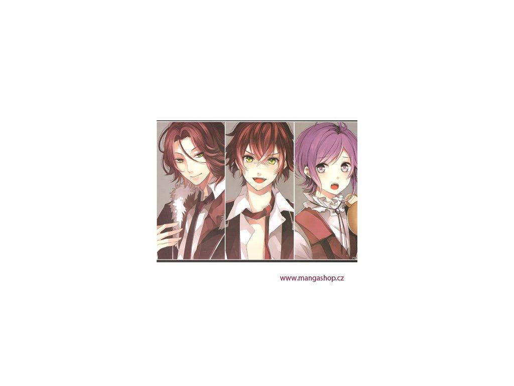 Plakát Diabolik Lovers 5