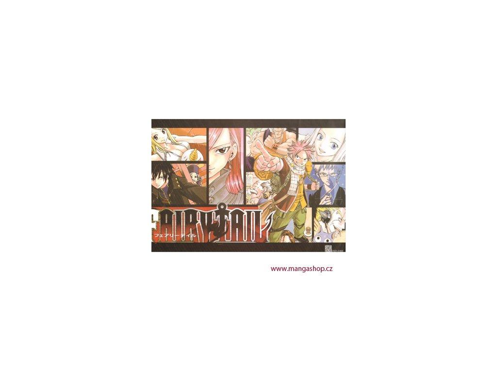 Plakát Fairy Tail 117