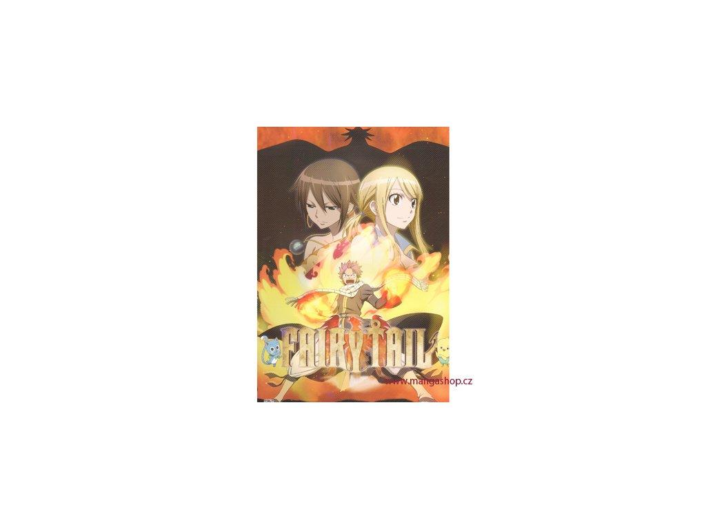 Plakát Fairy Tail 130