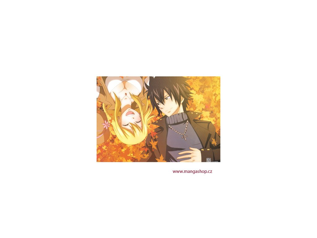 Plakát Fairy Tail 131