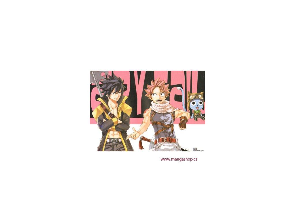 Plakát Fairy Tail 132