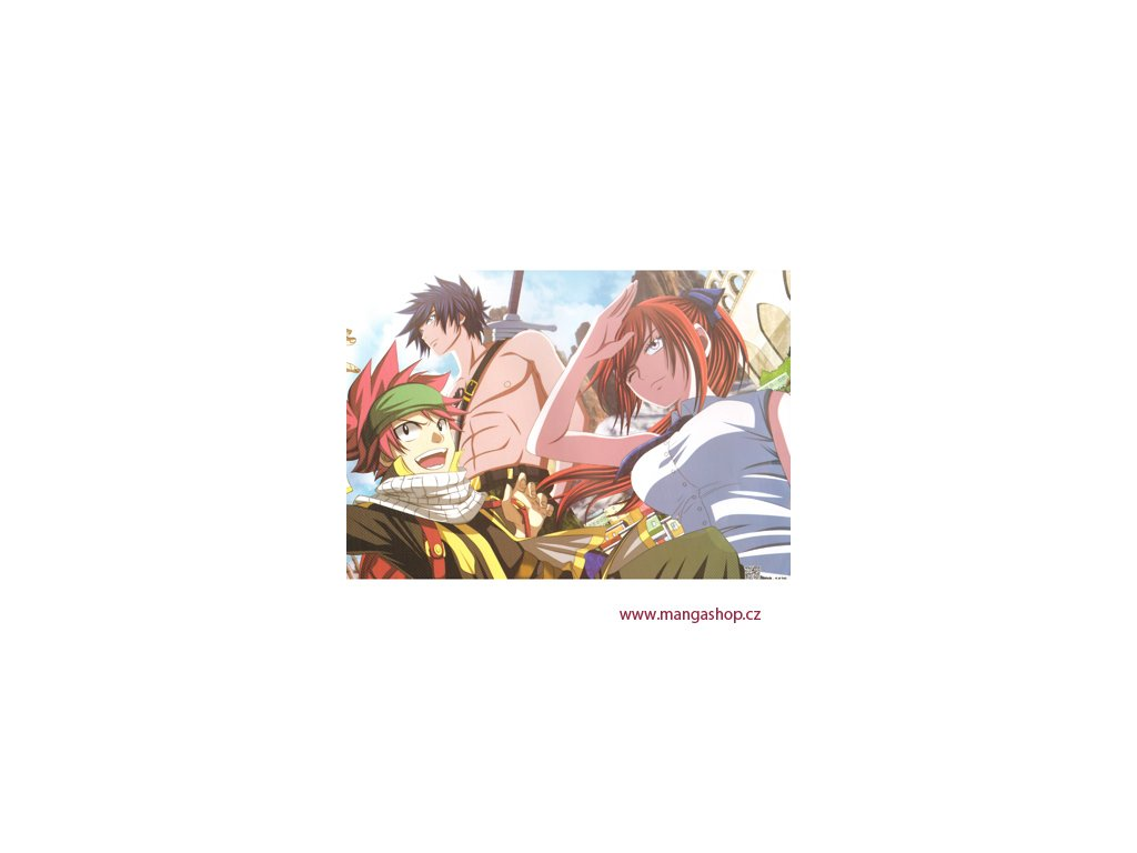 Plakát Fairy Tail 142