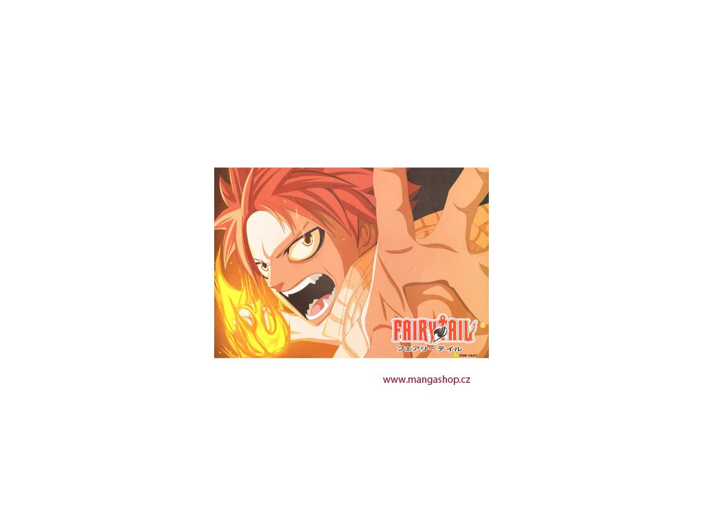 Plakát Fairy Tail 147