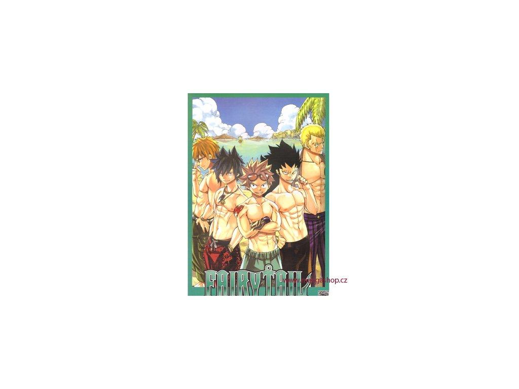 Plakát Fairy Tail 152