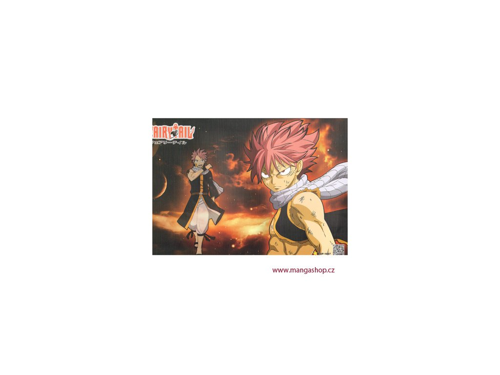 Plakát Fairy Tail 157