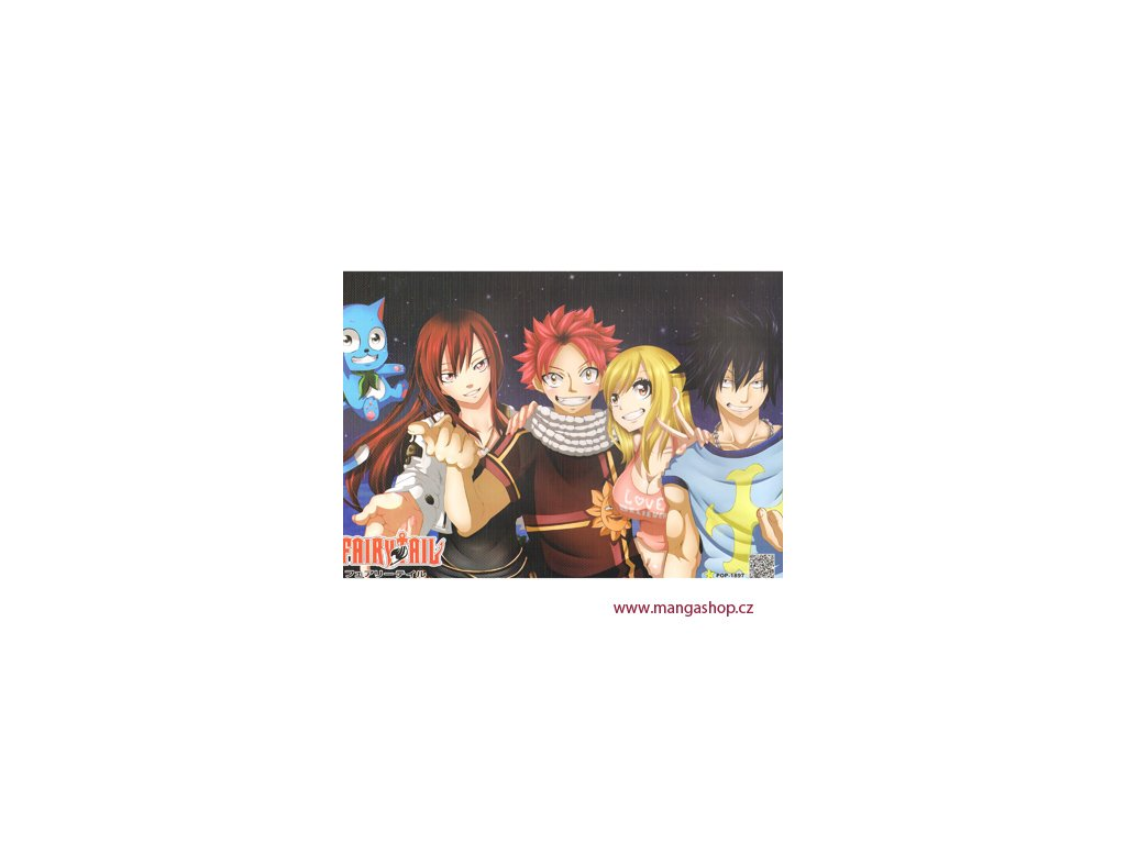 Plakát Fairy Tail 158