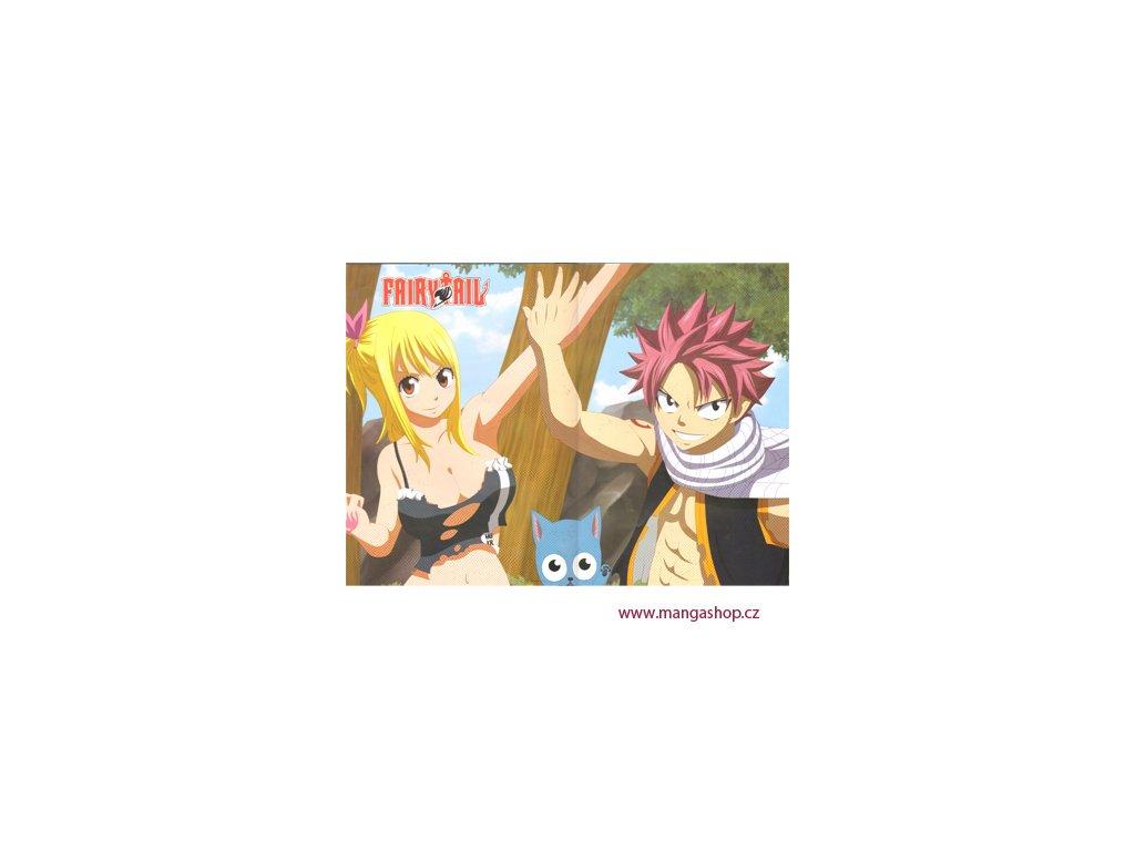 Plakát Fairy Tail 96