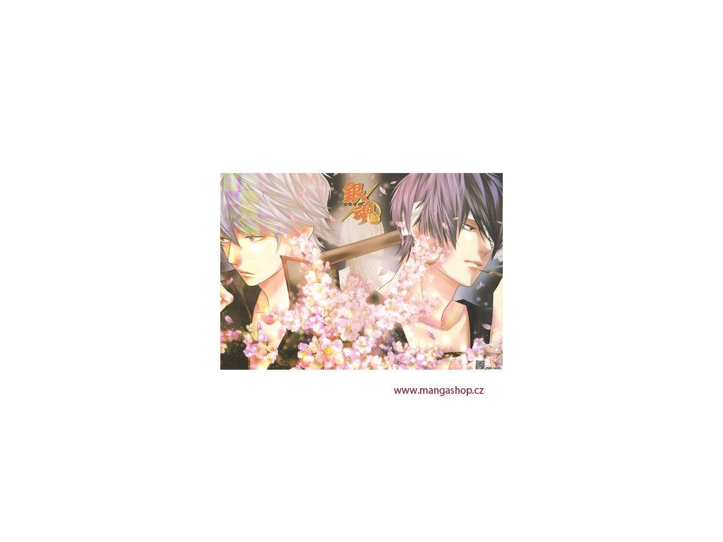 Plakát Gintama 36