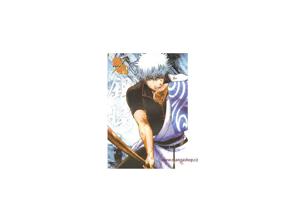 Plakát Gintama 37