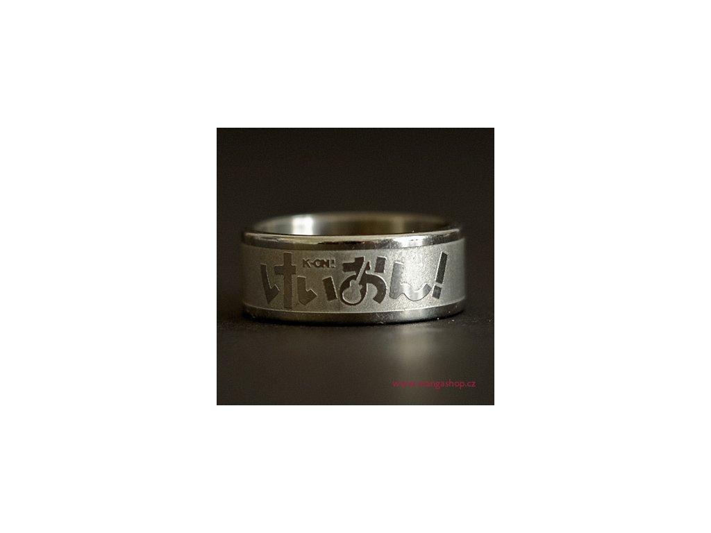 Elegantní prsten K-ON