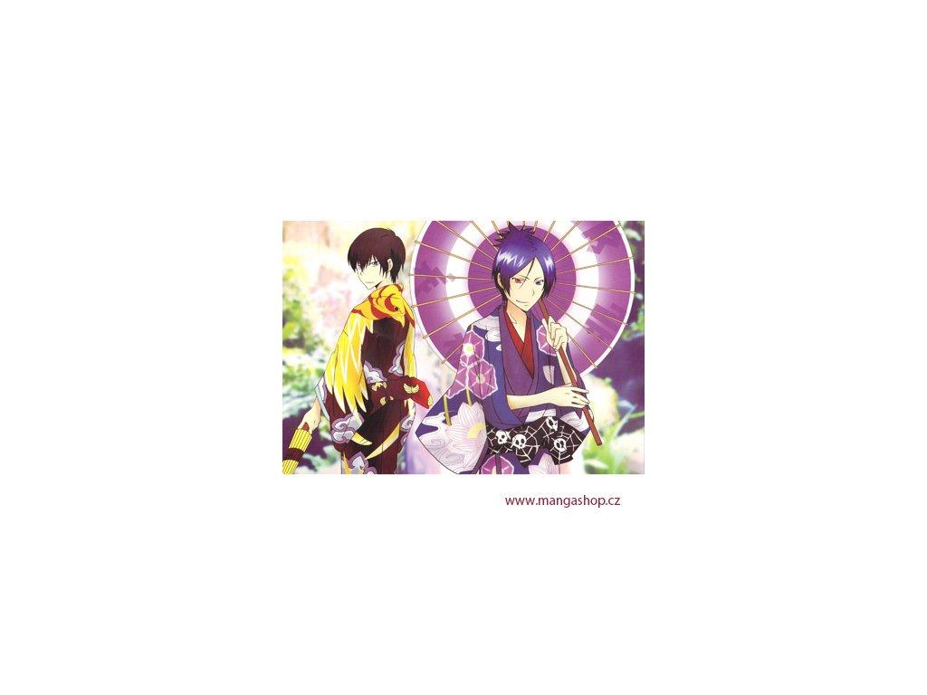 Plakát Katekyou Hitman Reborn 31
