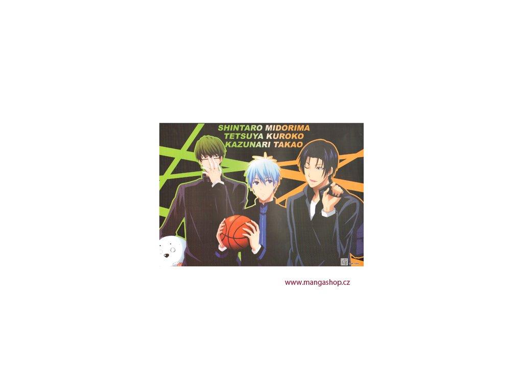Plakát Kuroko no basket 100