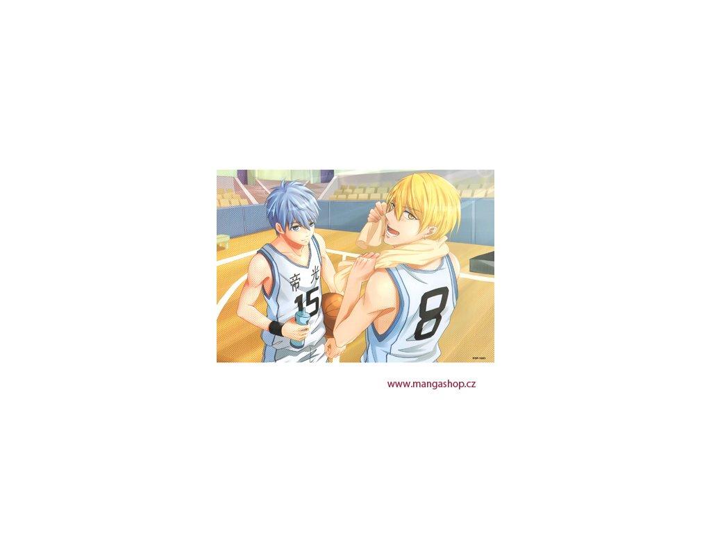 Plakát Kuroko no basket 104