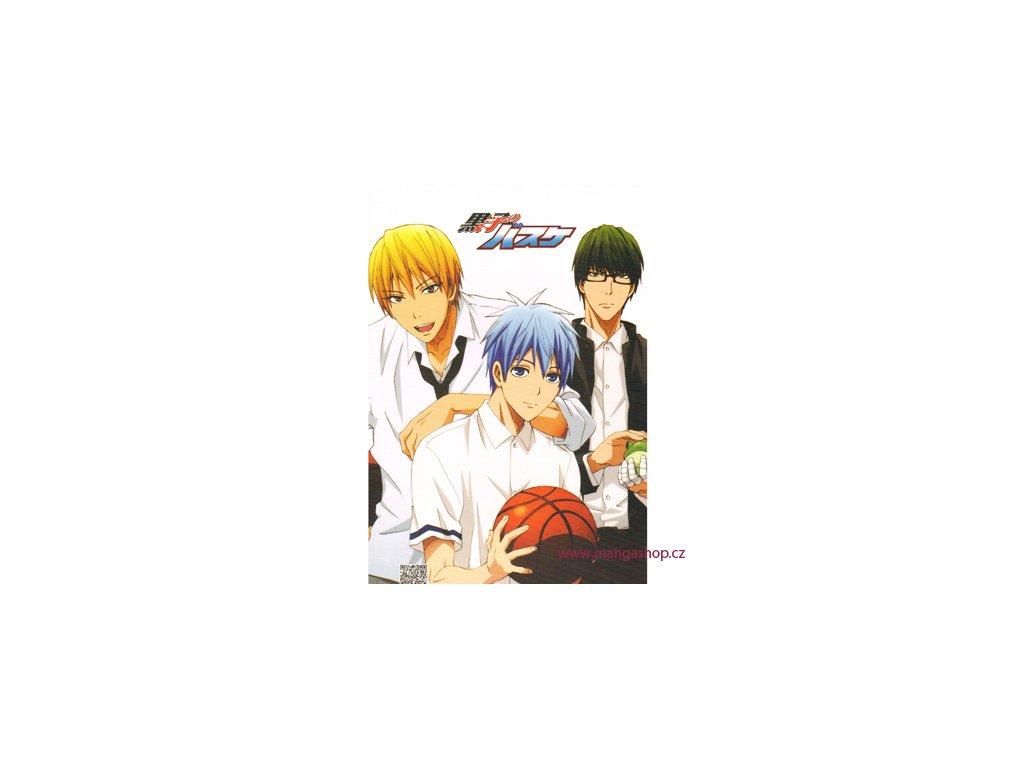Plakát Kuroko no basket 107