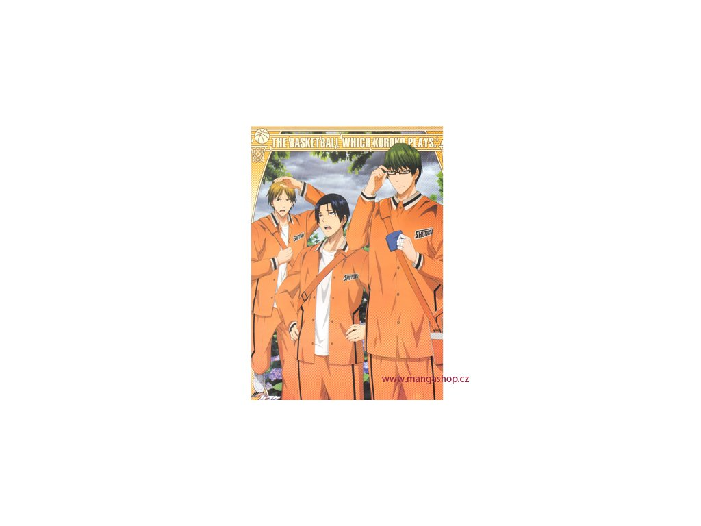 Plakát Kuroko no basket 60