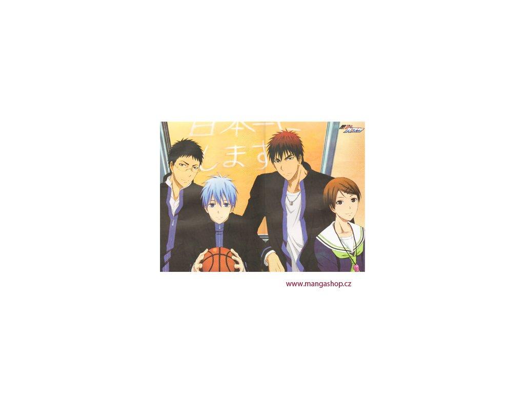 Plakát Kuroko no basket 71