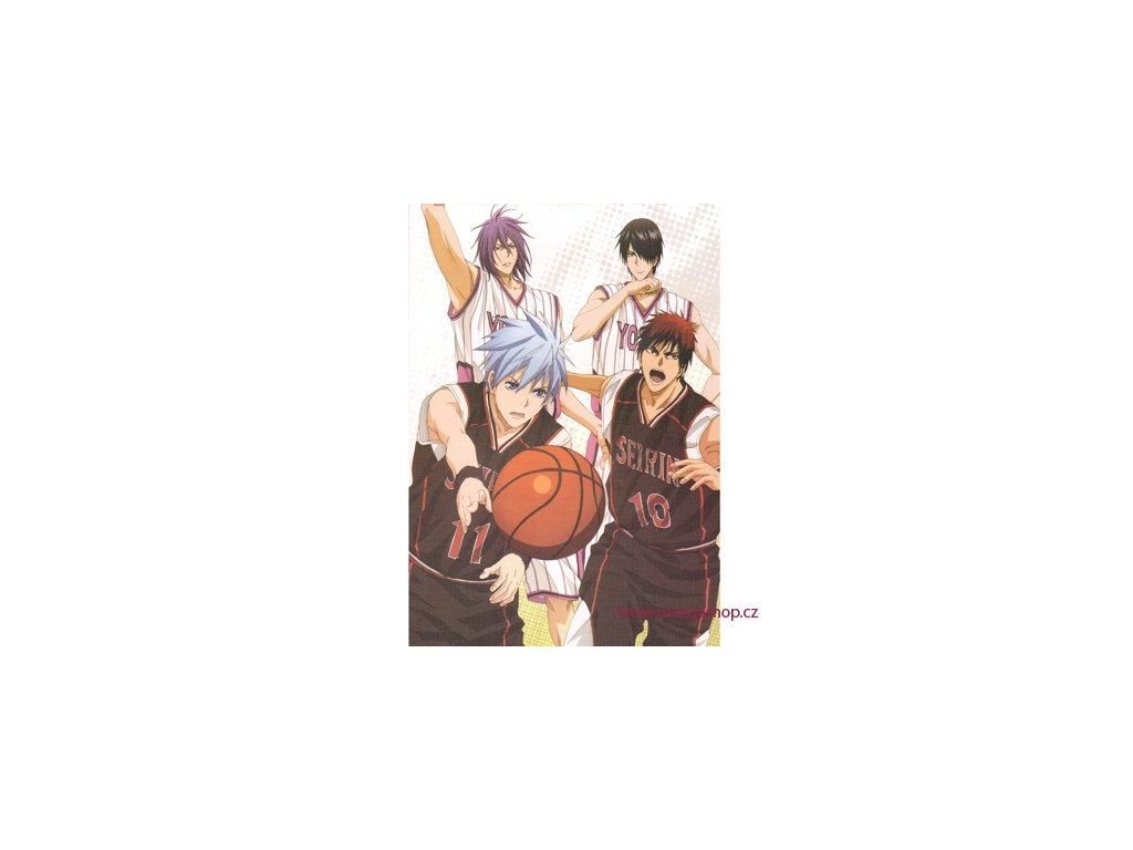 Plakát Kuroko no basket 79