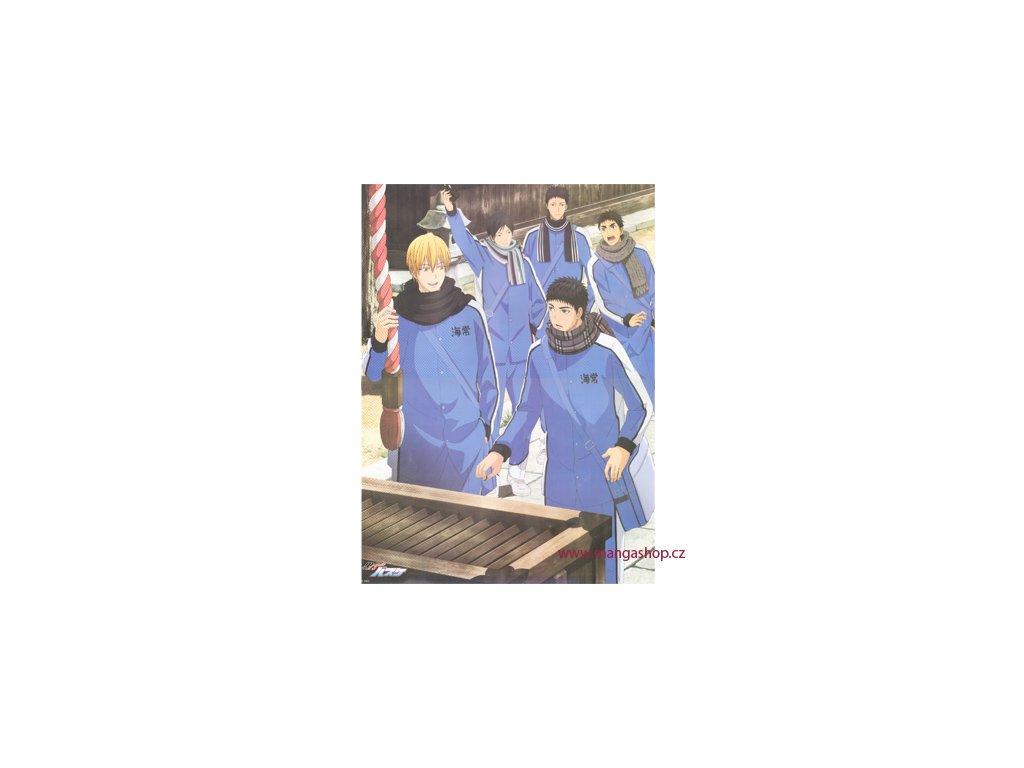 Plakát Kuroko no basket 88