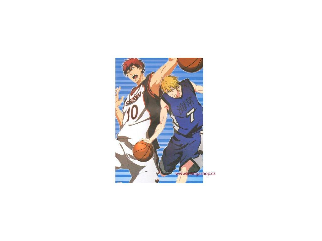 Plakát Kuroko no basket 90