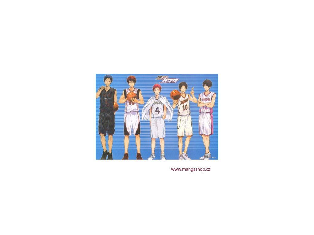 Plakát Kuroko no basket 97