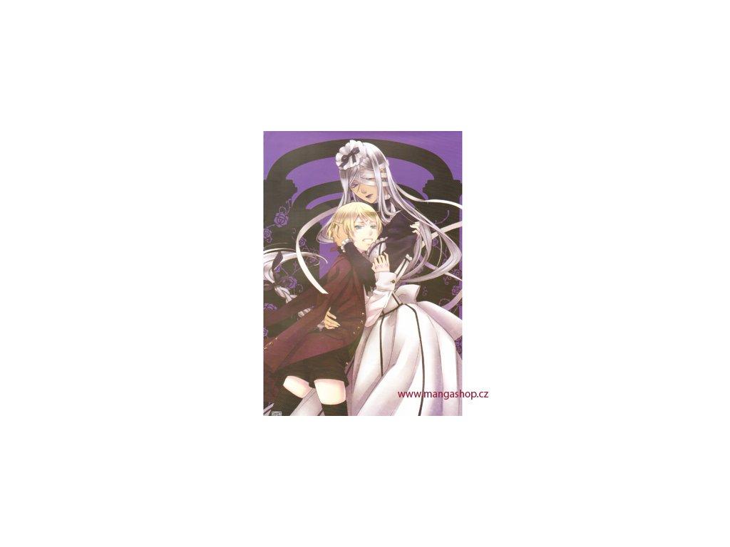 Plakát Kuroshitsuji 174