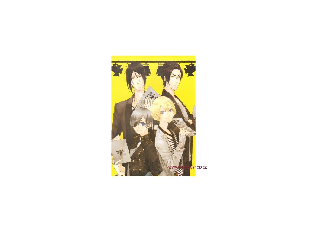 Plakát Kuroshitsuji 175