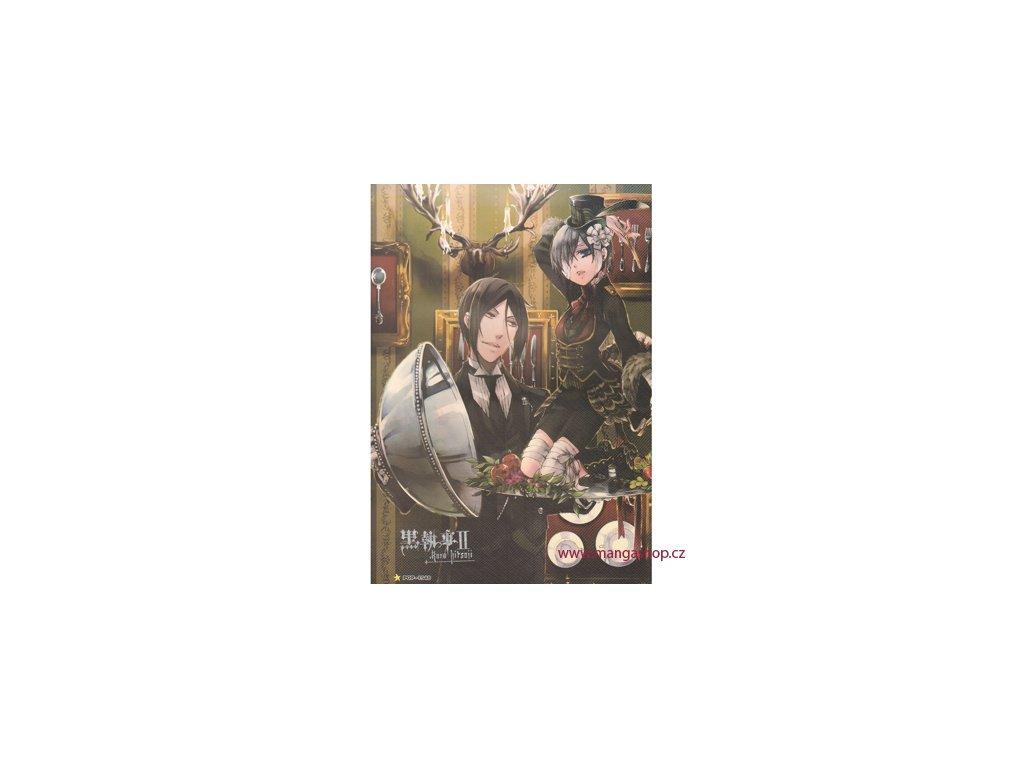 Plakát Kuroshitsuji 183