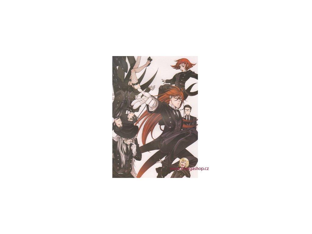 Plakát Kuroshitsuji 184