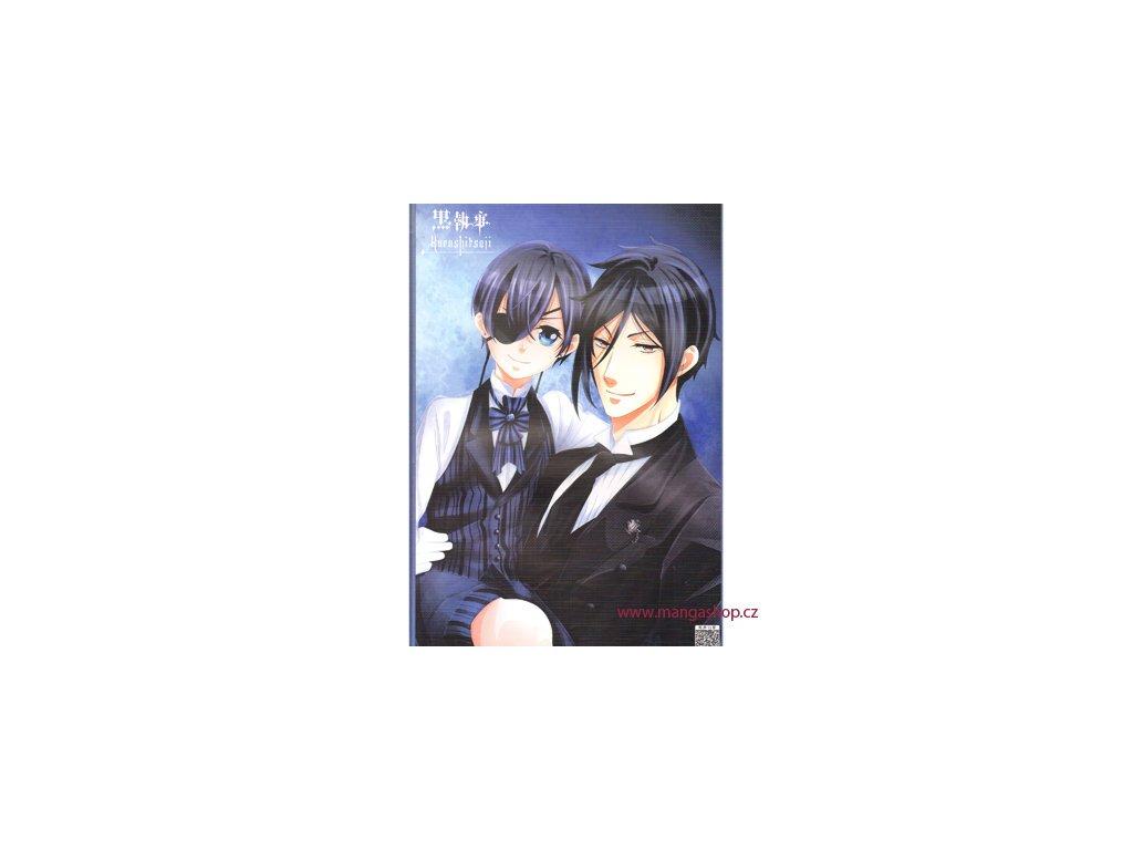 Plakát Kuroshitsuji 192