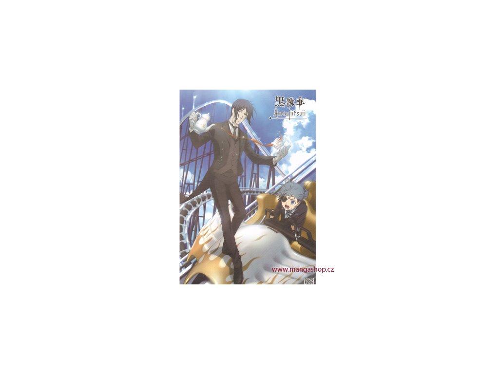 Plakát Kuroshitsuji 195