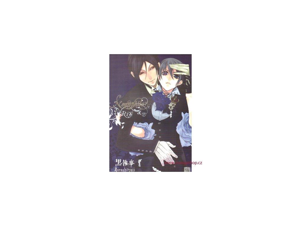 Plakát Kuroshitsuji 196