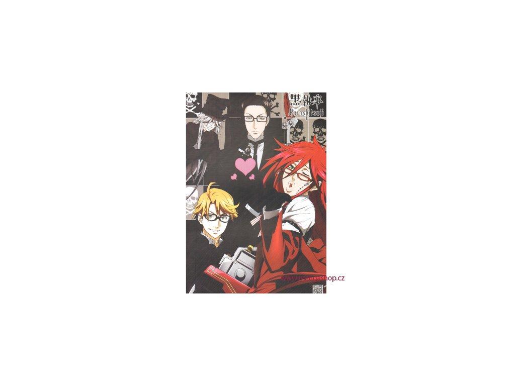 Plakát Kuroshitsuji 197