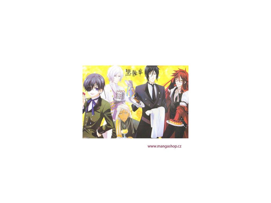 Plakát Kuroshitsuji 201