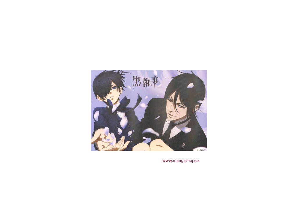 Plakát Kuroshitsuji 202