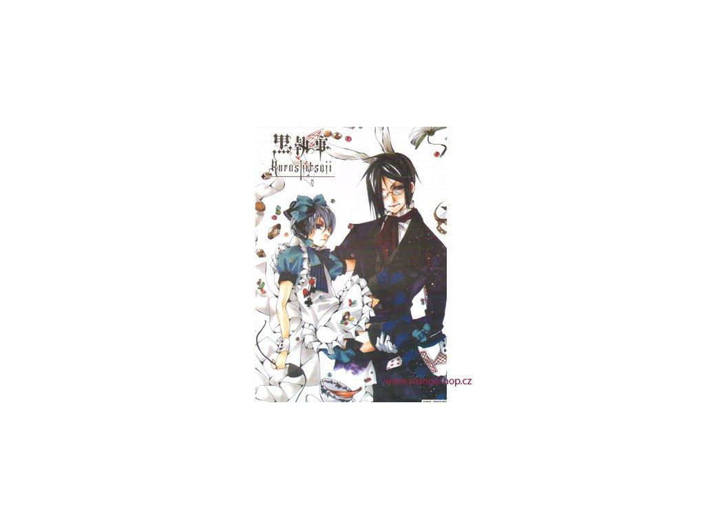 Plakát Kuroshitsuji 207
