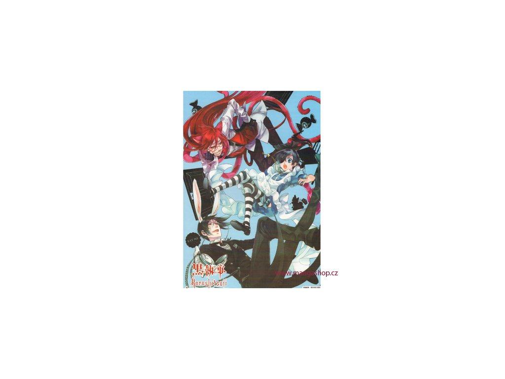 Plakát Kuroshitsuji 211