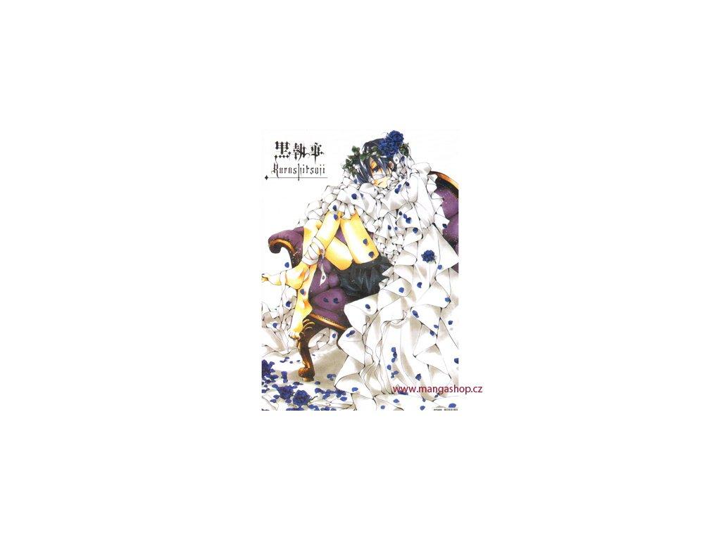 Plakát Kuroshitsuji 212
