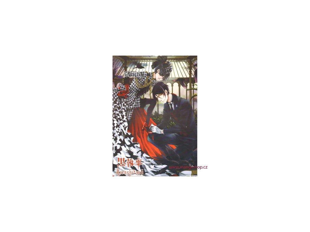 Plakát Kuroshitsuji 213