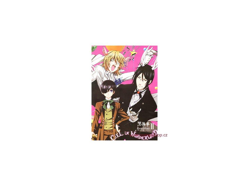 Plakát Kuroshitsuji 39