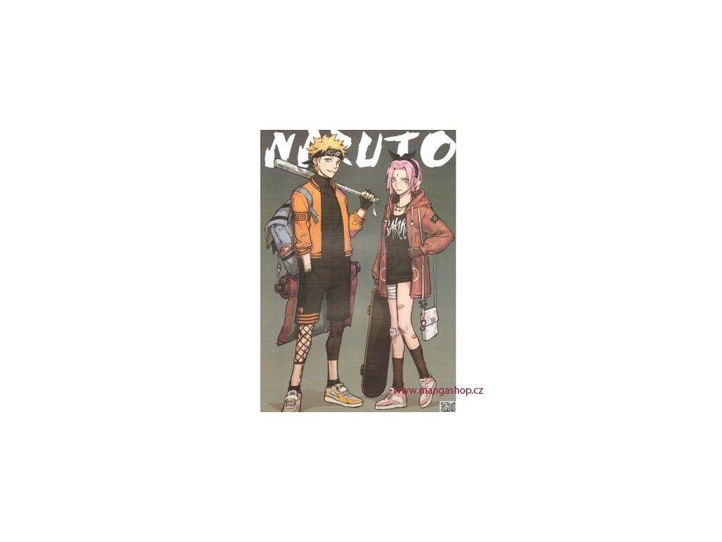 Plakát Naruto 312