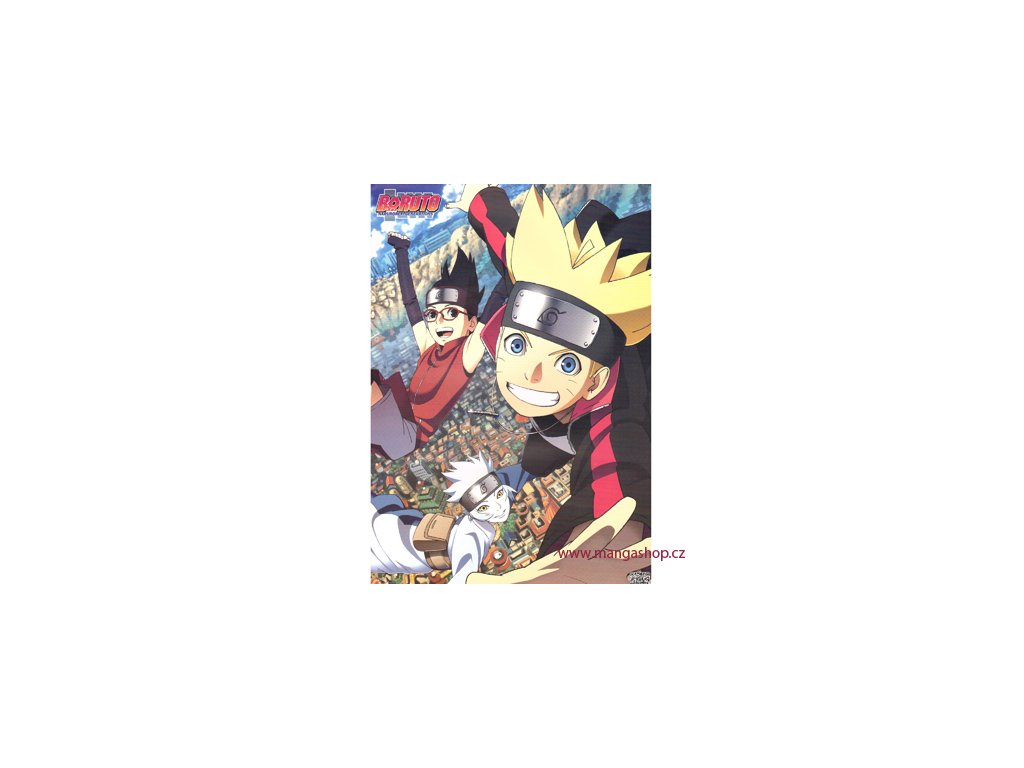 Plakát Naruto 321