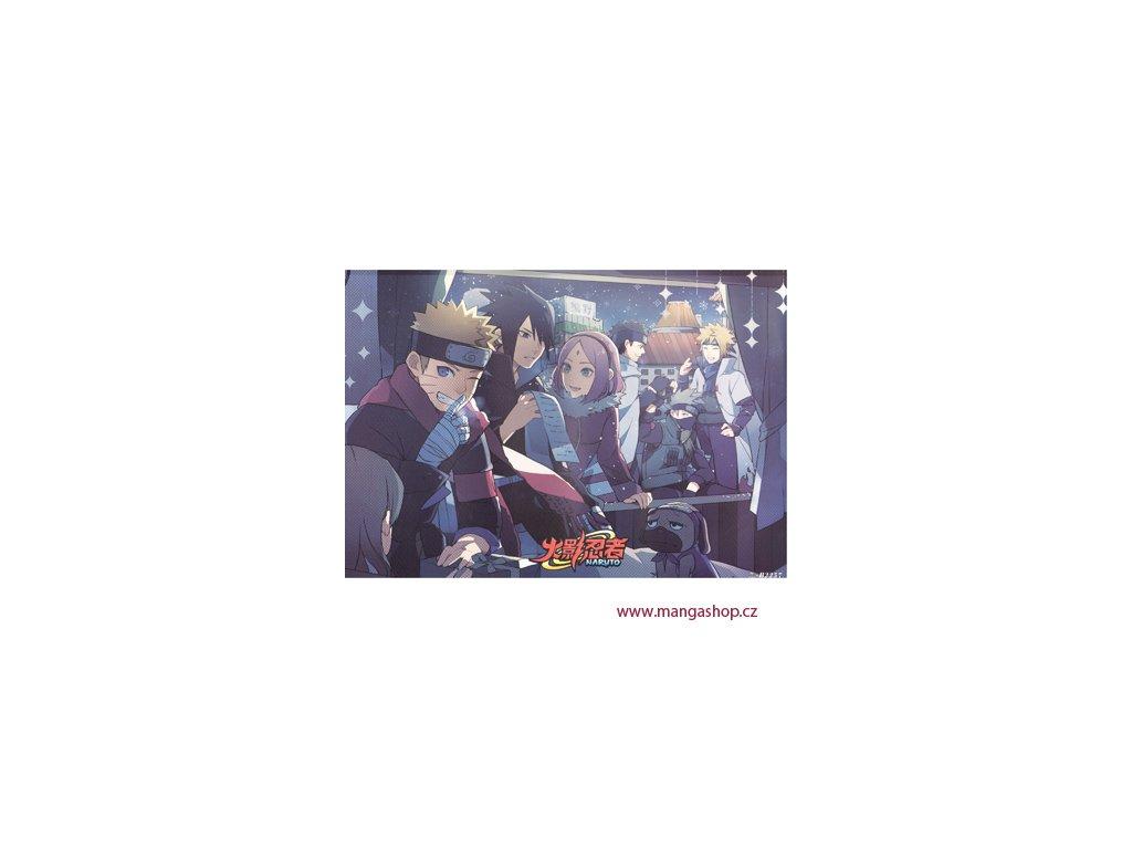 Plakát Naruto 331