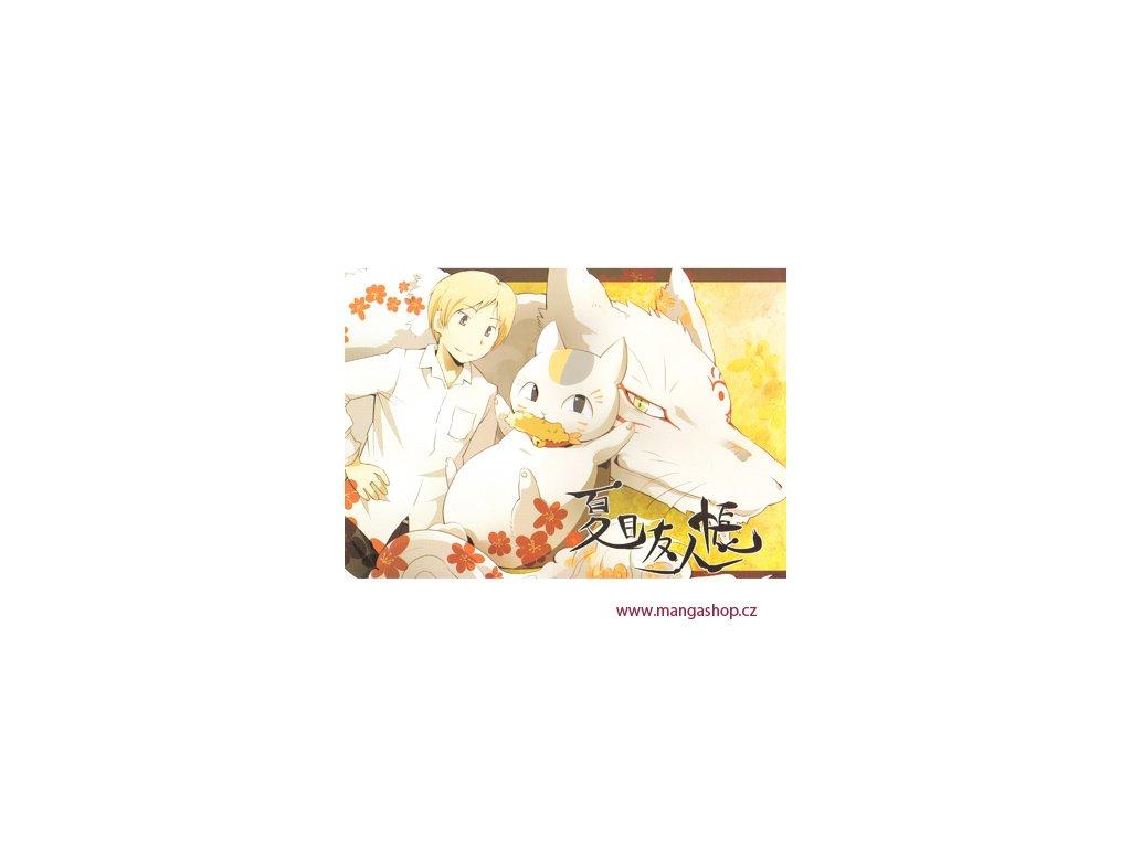 Plakát Natsume Yuujinchou 12