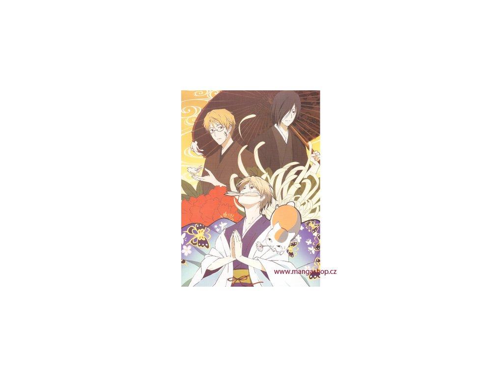 Plakát Natsume Yuujinchou 16