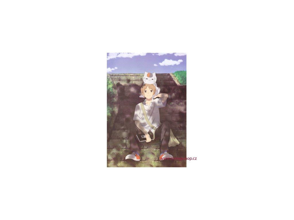 Plakát Natsume Yuujinchou 18