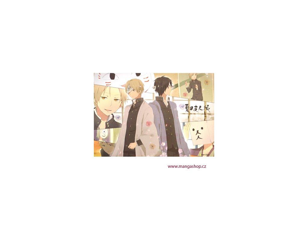 Plakát Natsume Yuujinchou 23