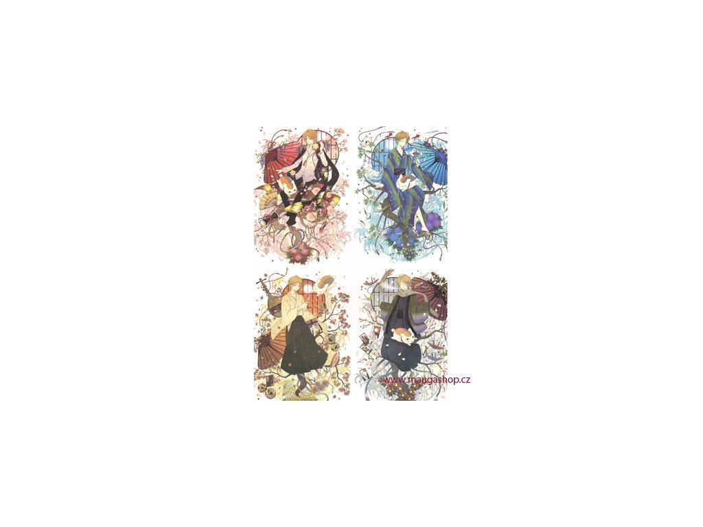 Plakát Natsume Yuujinchou 6