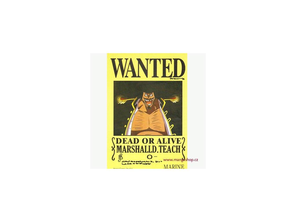 Plakát One Piece 122