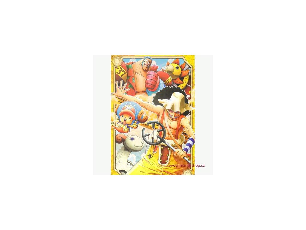 Plakát One Piece 129