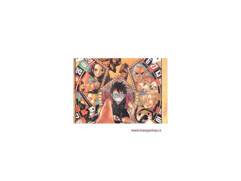 Plakát One Piece 156